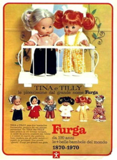 Furga_Mini-Tina & Tilly