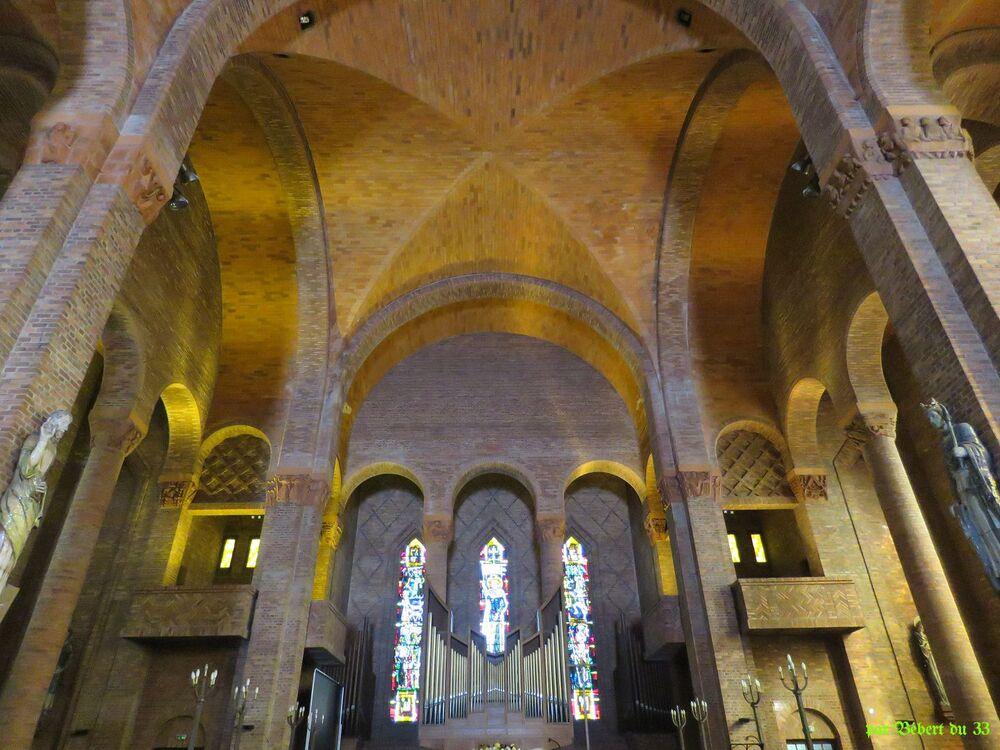 l'Eglise de St Jeanne D'arc à Gien