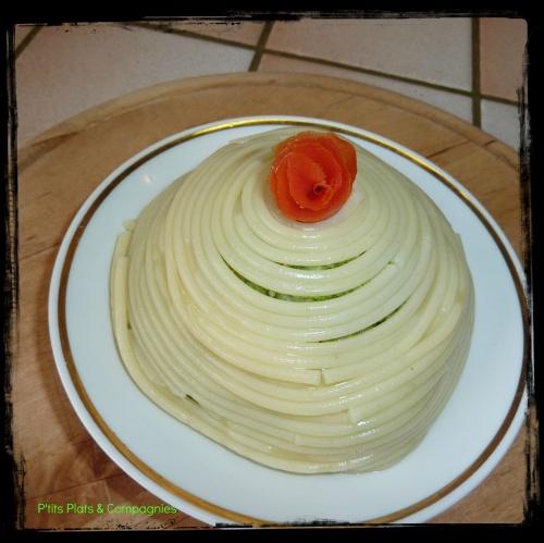 """Le Dôme spaghettis de """"Stone"""""""
