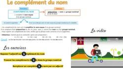 Grammaire - cm2