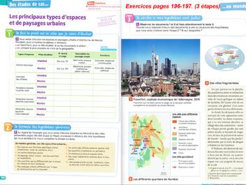 Espaces et paysages de l 39 urbanisation p ricl s 64 for Les espaces verts urbains