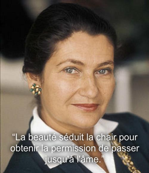 Citations de Simone Veil