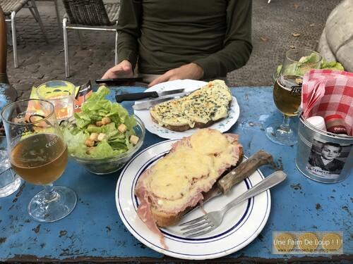 J'ai testé : Ginette & Marcel : Bistrot à tartines - Avignon (84)