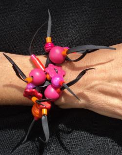Bracelets en chambre à air