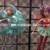 Musa et Bloom Sirenix dolls