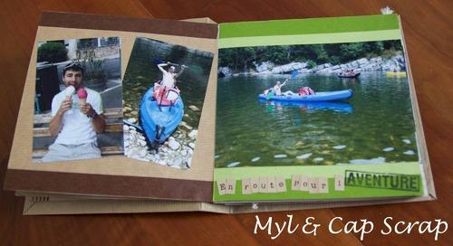Mylène - 32 kms de descente en 32 photos