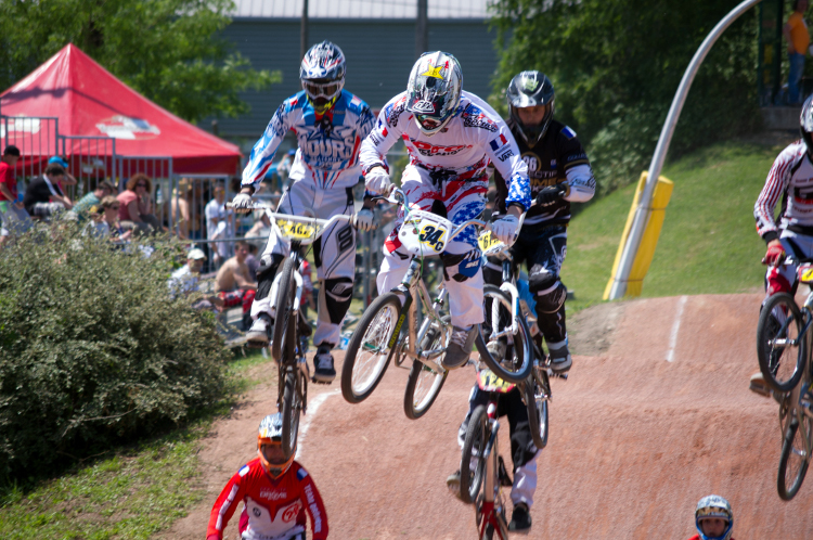 Mably, National de BMX, juin 2013 #7