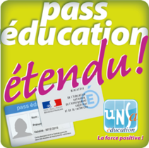 Extension du Pass éducation