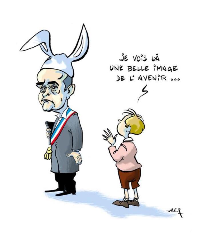 Béziers a son shérif il s'appelle Ménard, voilà que Chalon-sur-Saône a le sien, il s'appelle Platret, chacun à leur façon ils cherchent à stigmatiser les musulmans