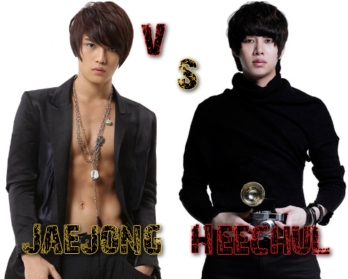 Jaejong (JYJ) vs Heechul (Super Junior) - Round 43