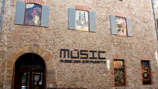 Résultat d'images pour musee des instruments ceret