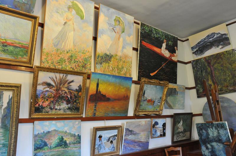 Petit tour dans l'Eure : Giverny (5), la maison de Claude Monet