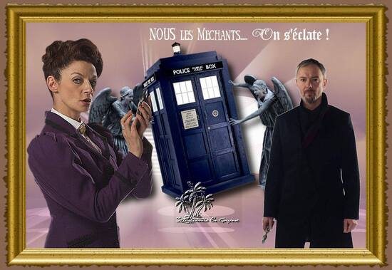 le Doctor Who 3