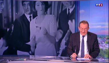 20 octobre 2016 / JT 13 heures TF1