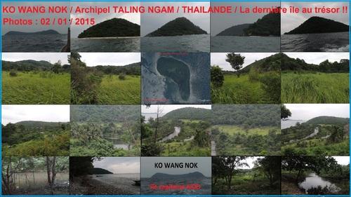 KO WANG NOK / Archipel de TALING NGAM / THAILANDE / La dernière île au trésor !!! (Making-of Photos) (Albert Fagioli