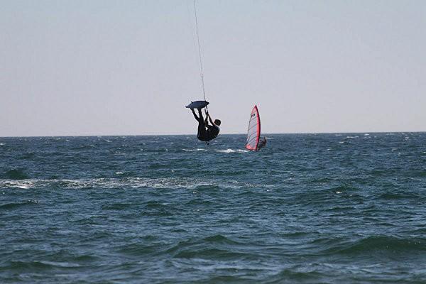kitesurf à guidel-plage6