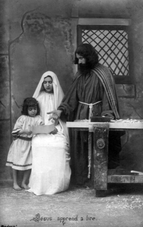Les cartes de Papa : Jésus