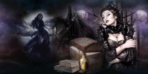 Mystère gothique !