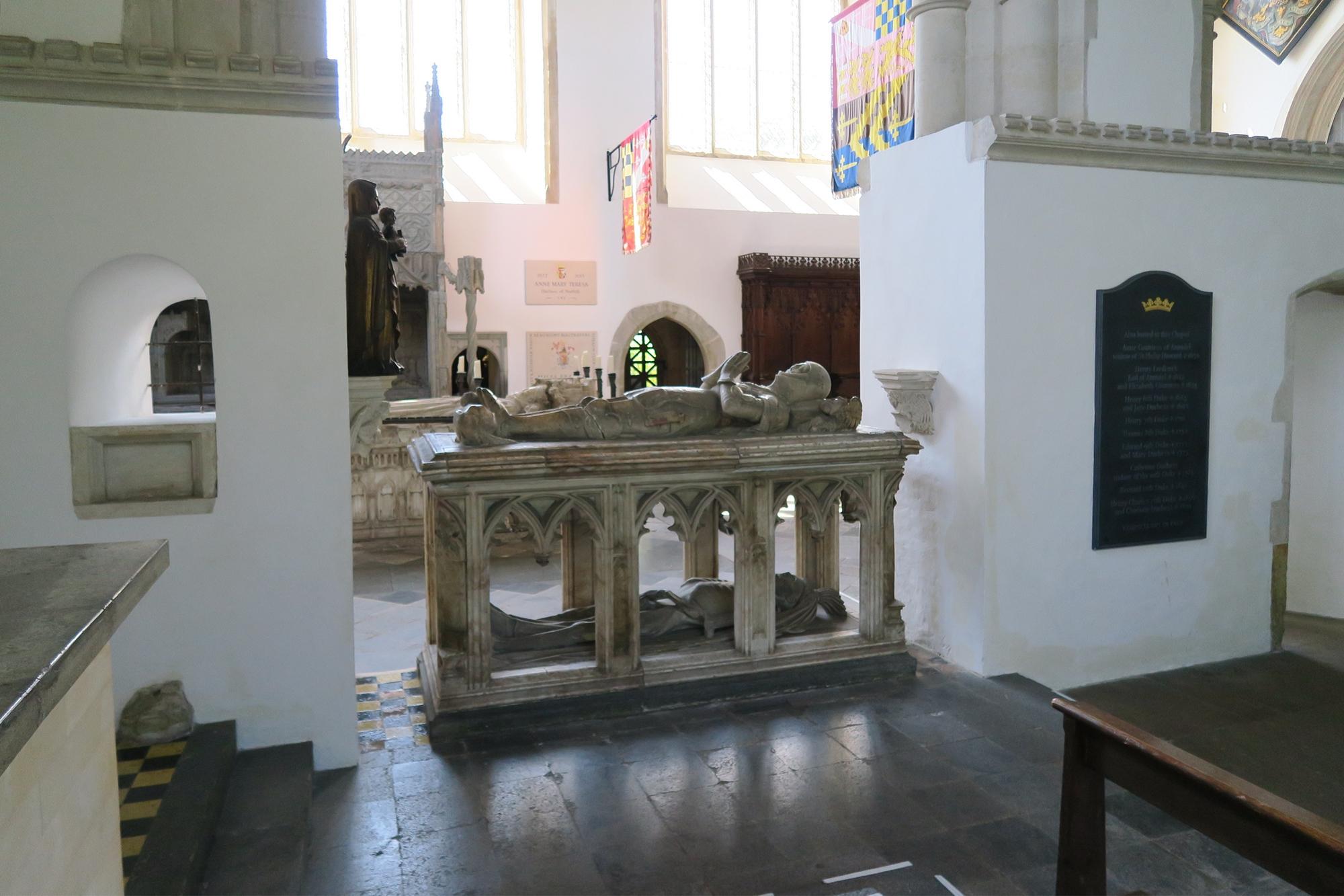 ARUNDEL #2 FITZALAN Chapel