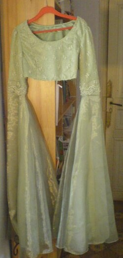 Arwen - Coronation Dress