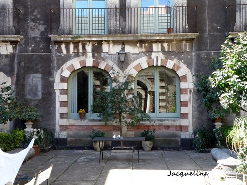 Les jardins de Sicile