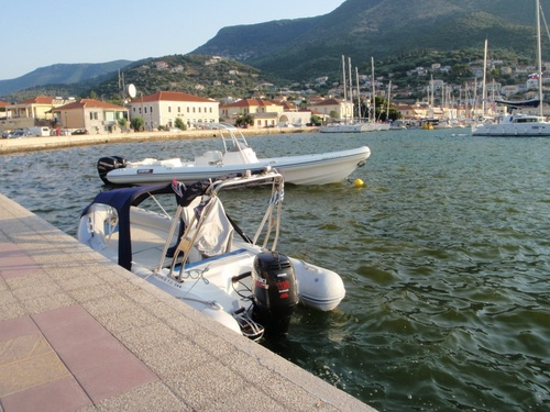 Iles Ioniennes  En cours ....