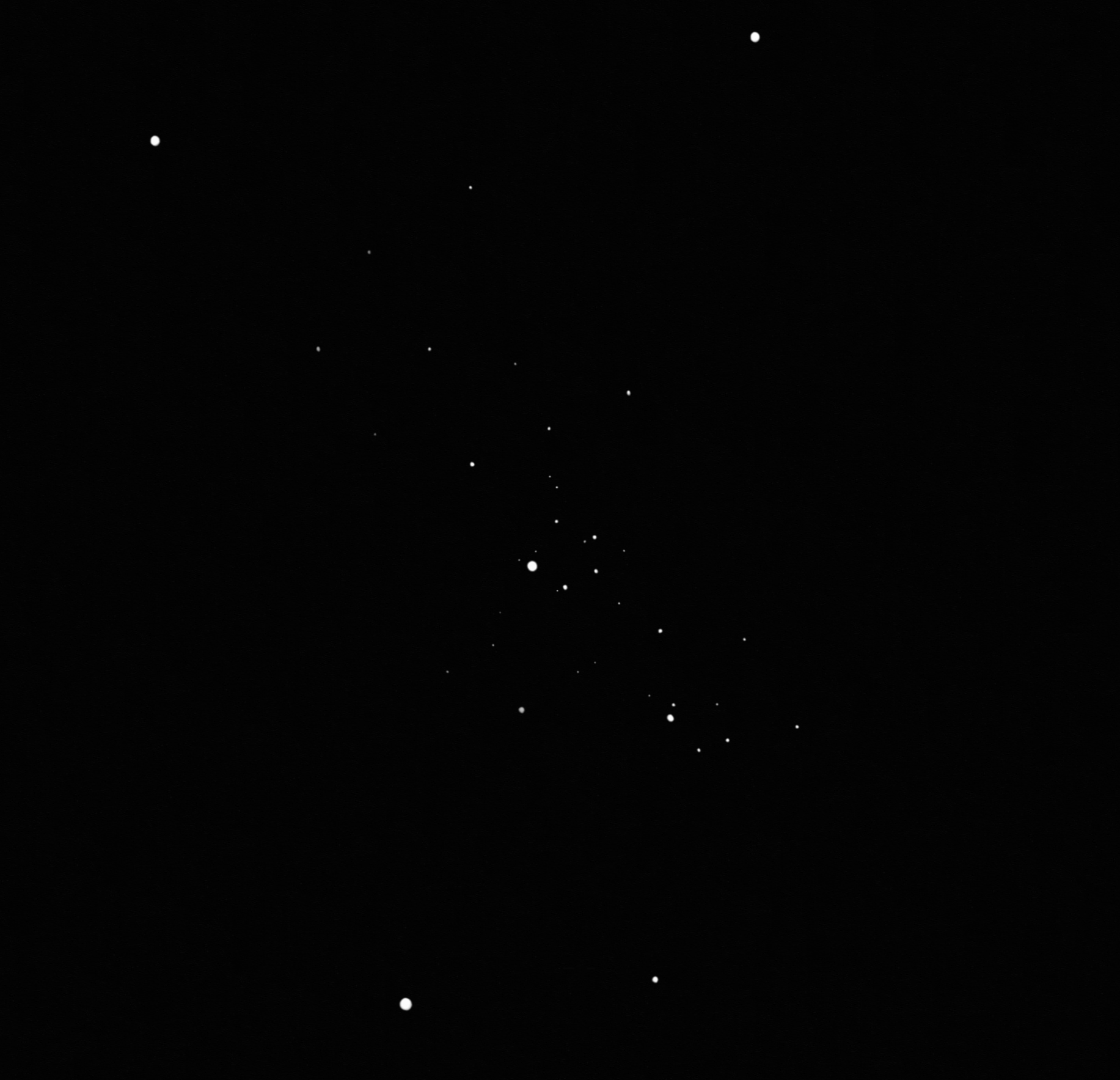 ngc 6067 open cluster