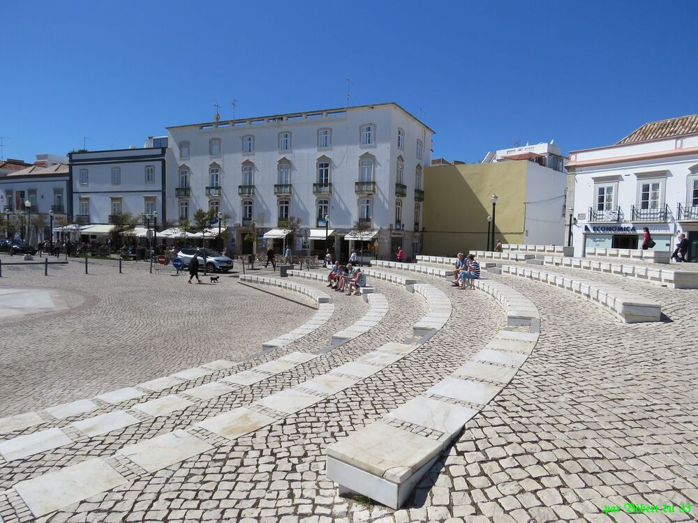 Ilha de Tavira au Portugal
