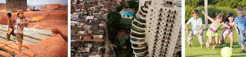 Des inégalités partout dans le monde