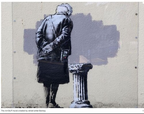 BANKSY: THE INDEPENDENT