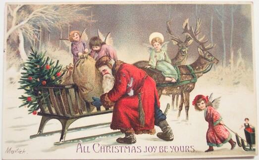 [POUR ATTENDRE NOËL] #2 Légendes de Noël