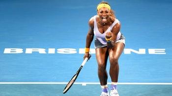 Serena Williams s'adjuge Brisbane