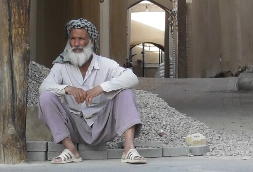 Dans les ruelles de Yazd