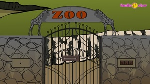 Jouer à Escape from zoo with sunglass