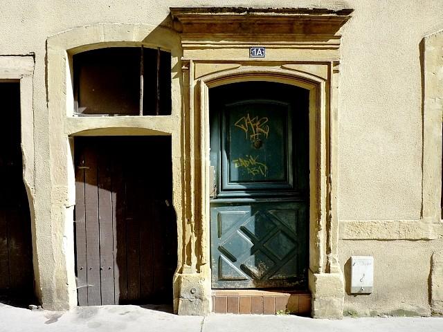 Les portes de Metz 75 Marc de Metz 2012