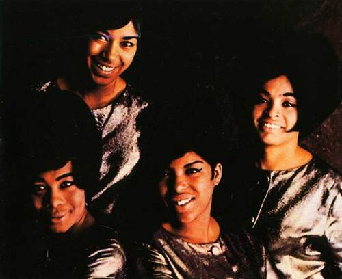"The Marvelettes : Album "" The Marvelous Marvelettes "" Tamla Records TM 237 [ US ]"