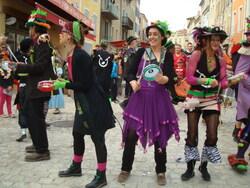 Carnaval 2014 - Saillans ;