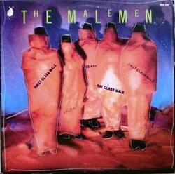 The Malemen - First Class Male - Complete LP