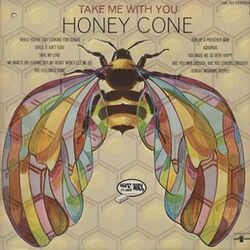 Honey Cone - Take Me With You - Complete LP