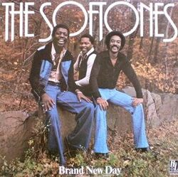 The Softones - Brand New Day - Complete LP