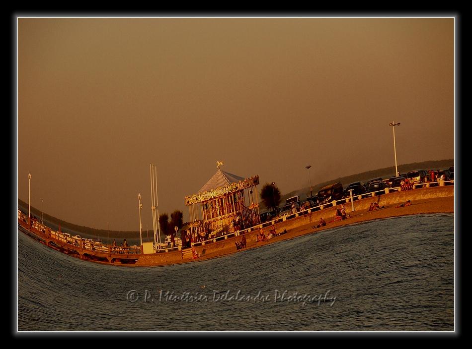 Bassin d'Arcachon en mouvement...