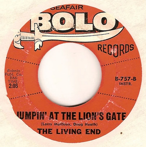 The Living End : Jumpin' At The Lion's Gate