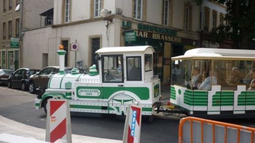 Petit train touristique (12 septembre 2010)