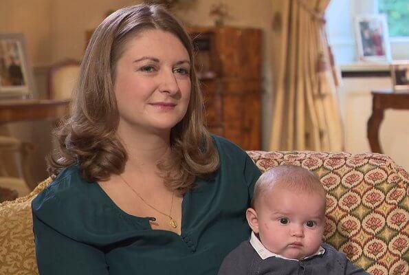 Luxembourg avec bébé Charles