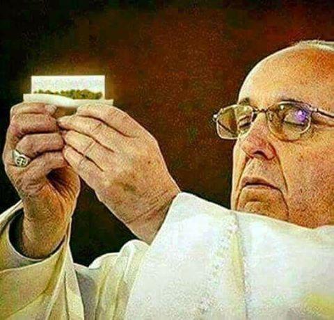 Scoop l'église remplace l'ostie pour attirer les jeunes...