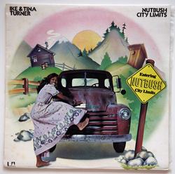 Ike & Tina Turner - Nutbush City Limits - Complete LP