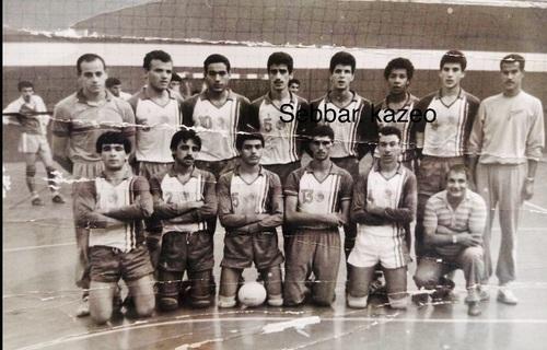 MALAOUI Mourad Champion d'Afrique Juniors 1986