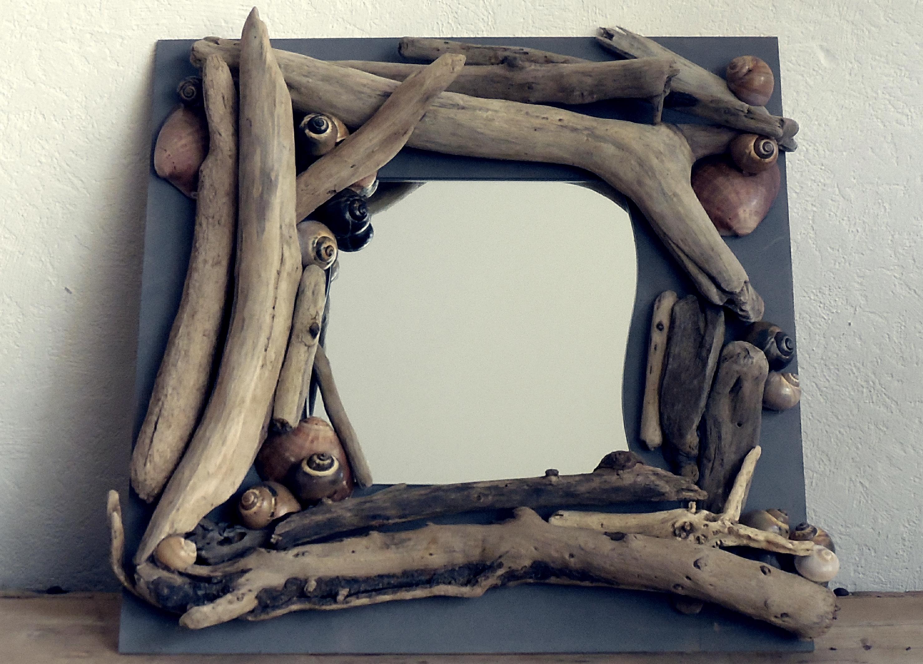 Créations en bois flotté - Récup\'création!