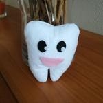Pochette à dents de lait