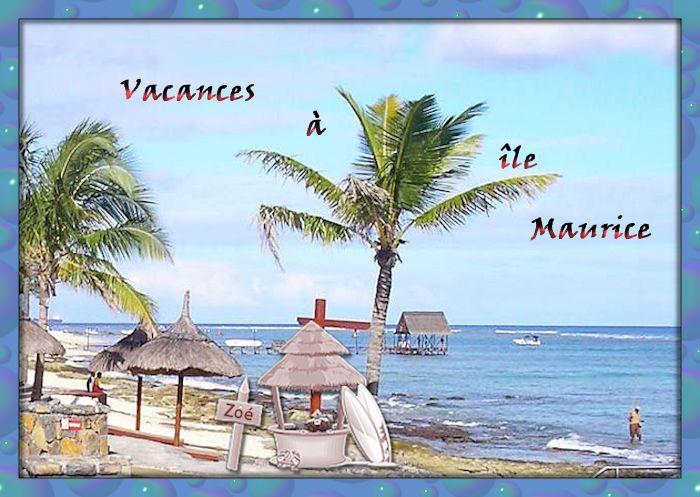 L' île Maurice